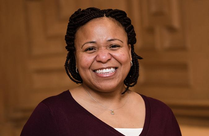 MPLD program graduate Shirley Williams